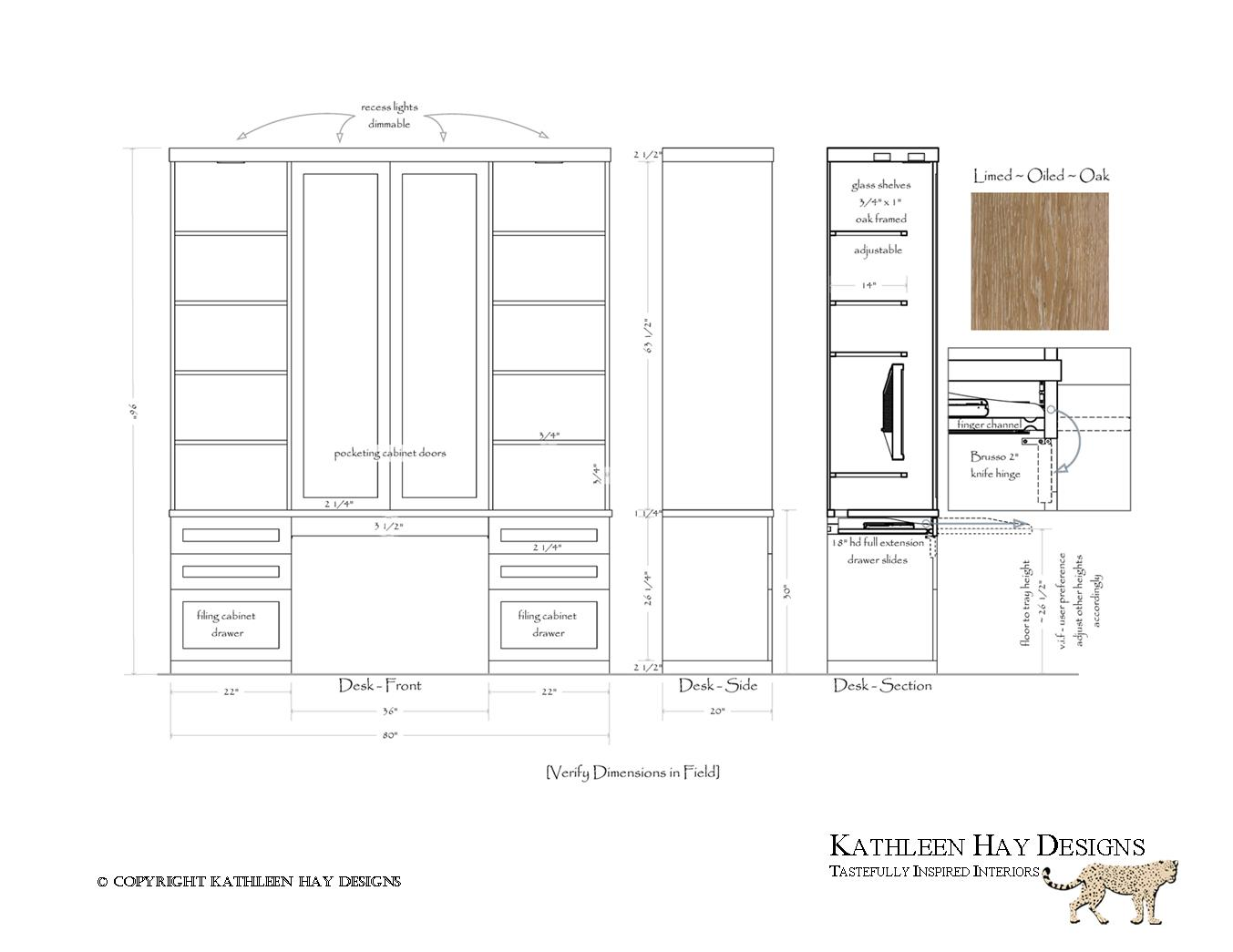 Interior architecture drafting kathleen hay designs for Interior design 02554